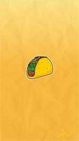Taco Wallpaper